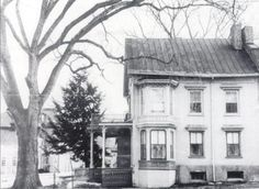 HERMAN MELVILLE'S HOME 1ST AVE AND 114TH ST