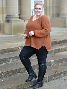 Overknees für dicke Waden So trägst du den Trend   Stiefel