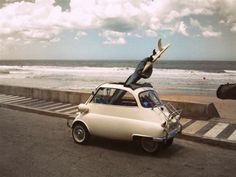 Italian surf cruiser.