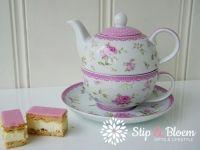 Clayre & Eef tea for one www.stipenbloem.nl