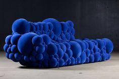 DESIGNER Maarten de Ceulaer Canapé design Mutation Series
