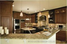 Les Anges - Drive-under House Plans - Home Plan Styles - Sater Design Collection Plans