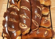 Bakery, Food And Drink, Bread, Pastries, Basket, Hungarian Recipes, Brot, Tarts, Baking