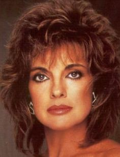 Linda Gray of Dallas fame Serie Dallas, Dallas Tv Show, Dallas Tnt, Bold And The Beautiful, Most Beautiful Women, Linda Gray, 80s Hair, Actrices Hollywood, Female Actresses