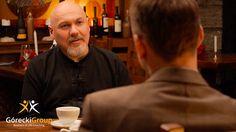 """Kadr z filmu """"Przykładowa sesja coachingowa"""" dla Górecki Group"""