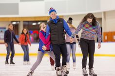 Get your skates on Melbourne, it's time to go ice skating. Here are our picks for the best ice rinks around Melbourne. Ice Rink, Skates, Ice Skating, Where To Go, Melbourne, Winter Jackets, Fashion, Winter Coats, Moda