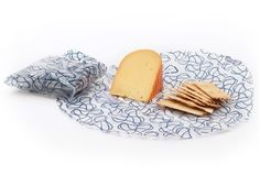 This Clear Ocean Food Kozy Wrap - Set of Two by U Konserve is perfect! Reusable Plastic Bags, Reusable Food Wrap, Reusable Sandwich Bags, Ocean Food, Alternative To Plastic Bags, Snack Recipes, Snacks, Wrap Sandwiches, Food Containers