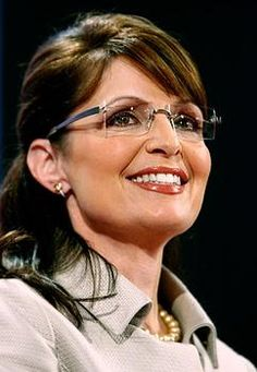 Governor Sarah Palin. A woman how is even as pretty in person as she is on your tv screen.