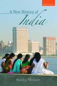 A New History of India by Stanley Wolpert - C 401 WOL