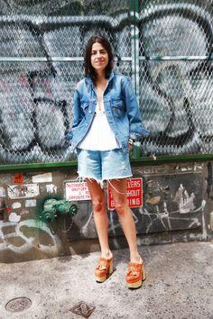 BONUS ROUND of how to wear clogs!