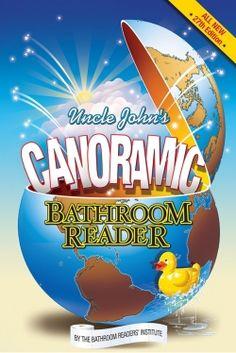 Uncle John's Canoramic Bathroom Reader (2014 Winner-Humor) — IndieFab Awards - Read More: https://indiefab.forewordreviews.com/books/uncle-johns-canoramic-bathroom-reader/?utm_source=pinterest&utm_medium=social&utm_campaign=