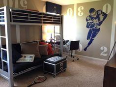 Boys Room D.R. Horton Pingree Grove/Chicago