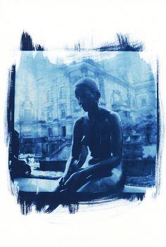 cyanotype © jürgen modis - berlin