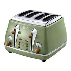 Icona Vintage Toaster from Delonghi | Toasters | housetohome.co.uk