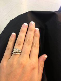 New gel nails //
