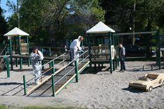 Painting the playground Life Savers, Playground, Park, City, Outdoor Decor, Painting, Home Decor, Children Playground, Life Preserver