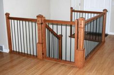 Design Caller ~ Selected Spaces: Safety Gates
