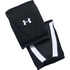 Under Armour Adult Strive 2.0 Volleyball Knee Pads, Black