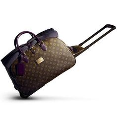 Louis Vuitton Luggage :)