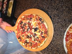 Worlds Most healthy Gluten Free Omega 3 Pizza