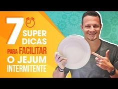 (25) 7 Dicas Para Facilitar o Jejum Intermitente - YouTube Fitness, Low Carb, Intermittent Fasting, Natural Health, Stains, Roses, Health Fitness, Rogue Fitness, Gymnastics