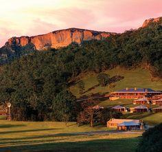 Resort Landscape Mountains - Emirates One&Only Wolgan Valley, Australia