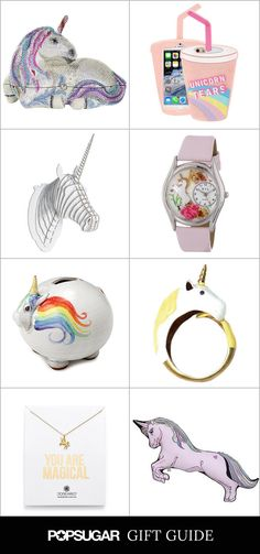 45 Unicorn Gifts That Are Downright Enchanting