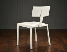 Nito Leather Dining Chair - Mecox Gardens