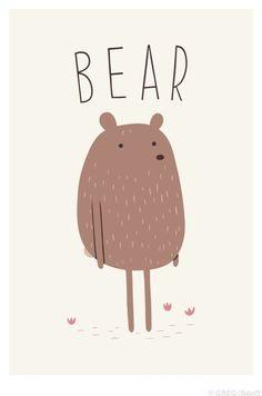 Bear | illustration