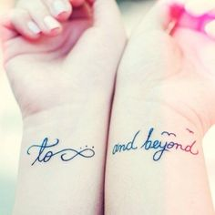 Couples Infinity Tattoo  #coupletattoo #couple #infintytattoo #tattoo #tattedup #tatted #inkedup #inked #girlytattoo #girly