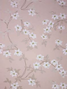 The delicate trailing flowers of Malleny