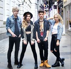 Only The Young Mikey, Parisa, Charlie Betsy