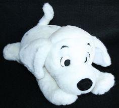 "13"" PENNY 101 Dalmatians Plush Stuffed Puppy Dog PINK COLLAR Disney Animal #Disney"