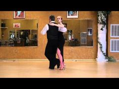 Argentine Tango Back Sacada from Travelling Molinete' Track Title: Firey heart of Love Composer: William E. Dance Technique, Tango Dance, Dance Movement, Argentine Tango, Dance Fashion, Ballroom Dance, Dance Videos, Ganesha, Jazz
