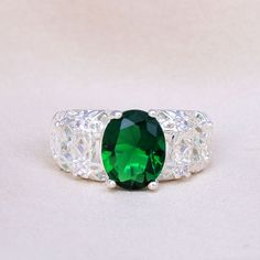 silver plated color ring hollow green blue white red stone cubic zircon paved silver plated ring for women engagement rings