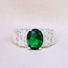 Plateado anillo de color hueco verde azul blanco rojo de piedra circón cúbico pavimentada anillo plateado para las mujeres anillos de compromiso
