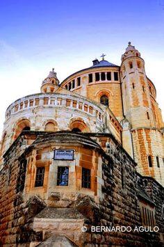 Hagia Maria Sion Abbey, Mt. Zion, Jerusalem