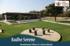 As a locality attains growth and the available land begins to saturate, the value of the plots appreciates manifold, thus assuring higher returns for the buyer. #RadheSerene #ResidentialPlotsinAhmedabad #RadheDevelopers Visit: http://www.radhedevelopers.com/projects/radhe-serene/