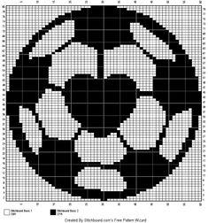 Crocheted Blankets, Filet Crochet, Cross Stitch Patterns, Snoopy, Football Squads, Sports Graphics, Cross Stitch Alphabet, Deporte, Crocheting