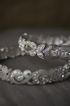 bracelets, but imagine how pretty that would be as a ring?