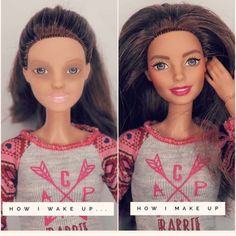 Sunday Funday!! Barbie loves Youniques makeup to complete her look 💜!! Younique makes makeup fun, easy to use, and makes you look on fleek!! 👉 makeupaddictstash.com 👈 #mascara #makeup on #fleek #try #love #younique #beauty #lashes #falsies #mommy #mua #ladies #blogger #youniqueproducts #lashcrack #makeupaddict #stash #sunday #funday #barbie #wakeupandmakeup #lipstick #blush #eyeshadow #brows #onfleek