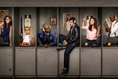 #brooklynninenine Brooklyn Nine-Nine: TV review - Movies On Demand - Time Out Chicago