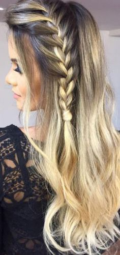 53 Box Braids Hairstyles That Rock - Hairstyles Trends Box Braids Hairstyles, Hairstyles 2018, Hairstyle Ideas, Trending Hairstyles, How To Make Hair, Fine Hair, Hair Dos, Hair Trends, Hair Inspiration