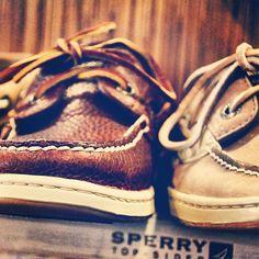 Sailing shoes.
