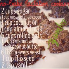 Attention Nursing Mamas!! This is one of my very favorite recipes while nursing, and it increases your milk supply greatly!! If you are looking to increase production, check out my post HERE on how to increase supply in 24-48 hours.   I'm always looking for a way to get the good fat of coconut …