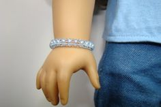 American Girl Doll Bracelet Inspired by by 2SistersSewCrafty, $9.00