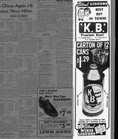 April, 1952