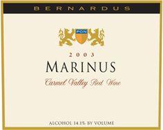 Bernardus Marinus 2006.