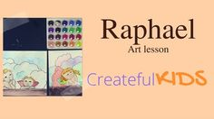 FREE Video Art History Lessons and Projects for Kids.
