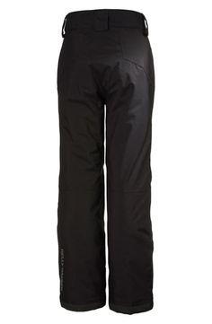 Helly Hansen Kids' Legendary Waterproof Primaloft Insulated Snow Pants In Black Snow Pants, Helly Hansen, Big Boys, World Of Fashion, Luxury Branding, Black Pants, Parachute Pants, Thighs, Nordstrom